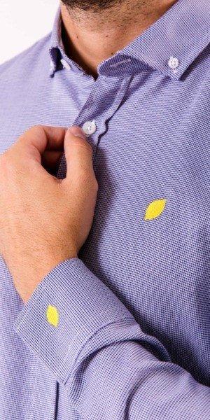 camisa-de-hombre-sir-lemon-pata-de-gallo-marino