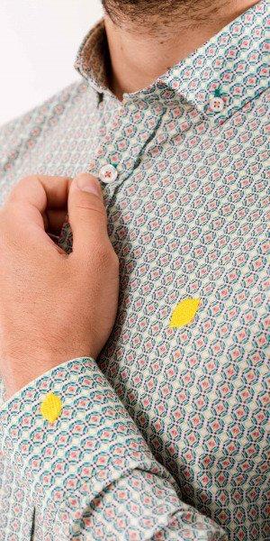 camisa-de-hombre-sir-lemon-estampado-alhambra