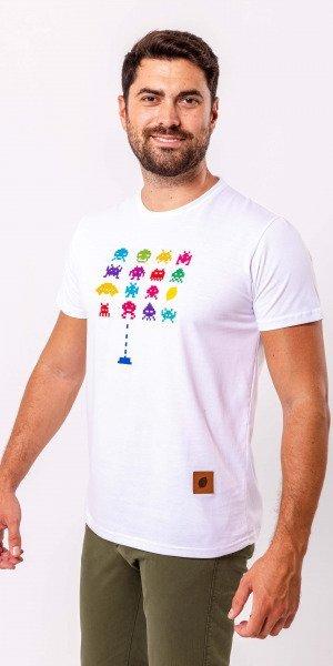 camiseta-sir-lemon-blanca-bordado-marcianitos-limon-fabricada-en-españa